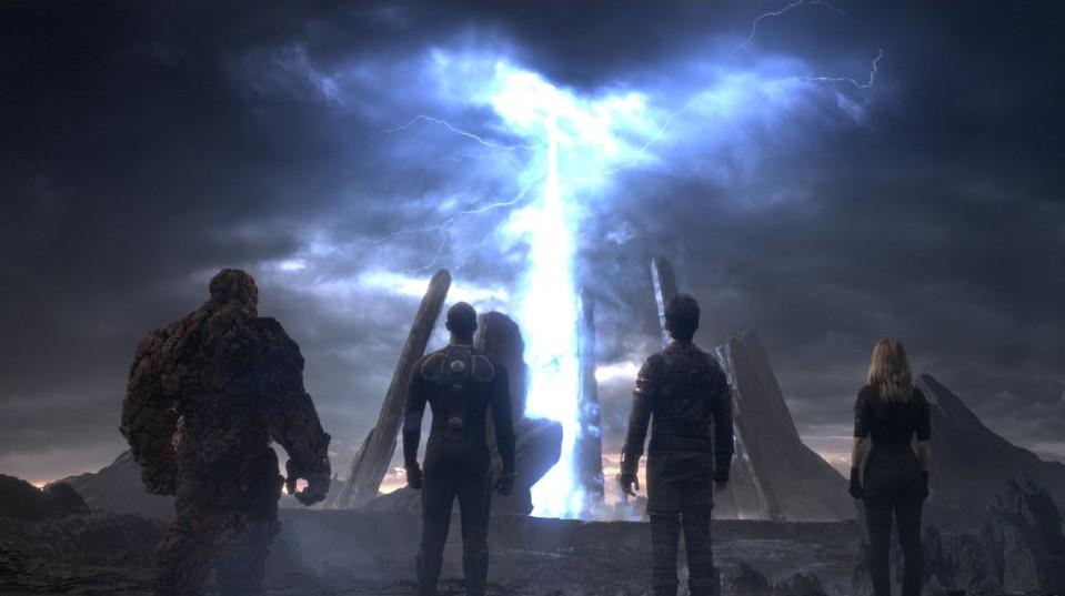 Fantastic Four was so bad