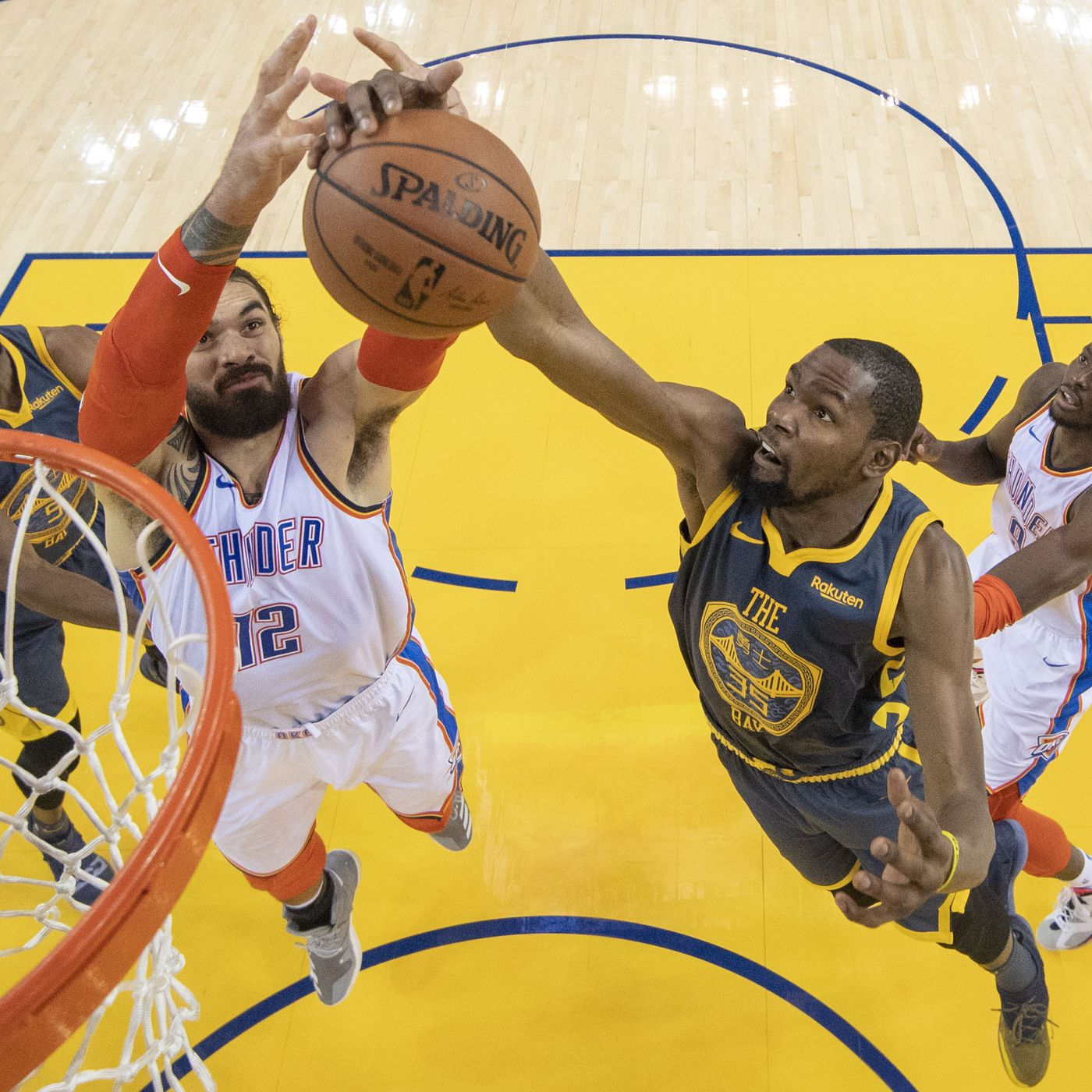 ad57252b880 Warriors Breakdown  Durant and Thompson continue to struggle - Golden State  Of Mind