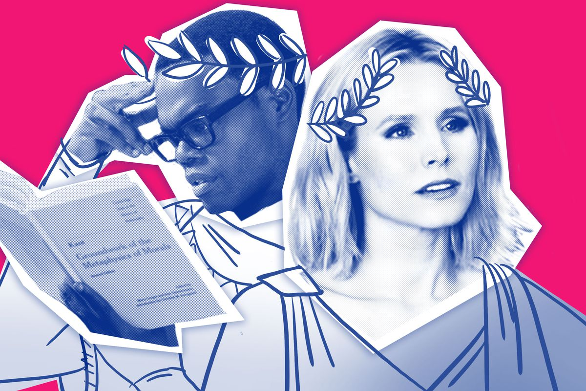 Talking To A Philosopher About The Good Place The Ringer