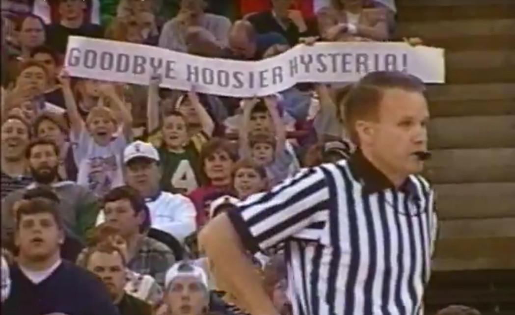 The Crossroads of Hoosier Hysteria