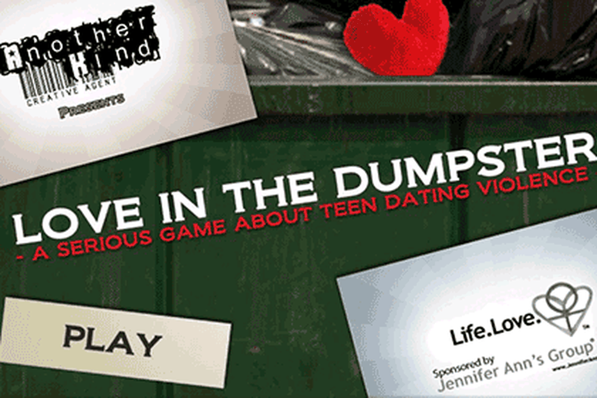Dating sites for teenage gamers
