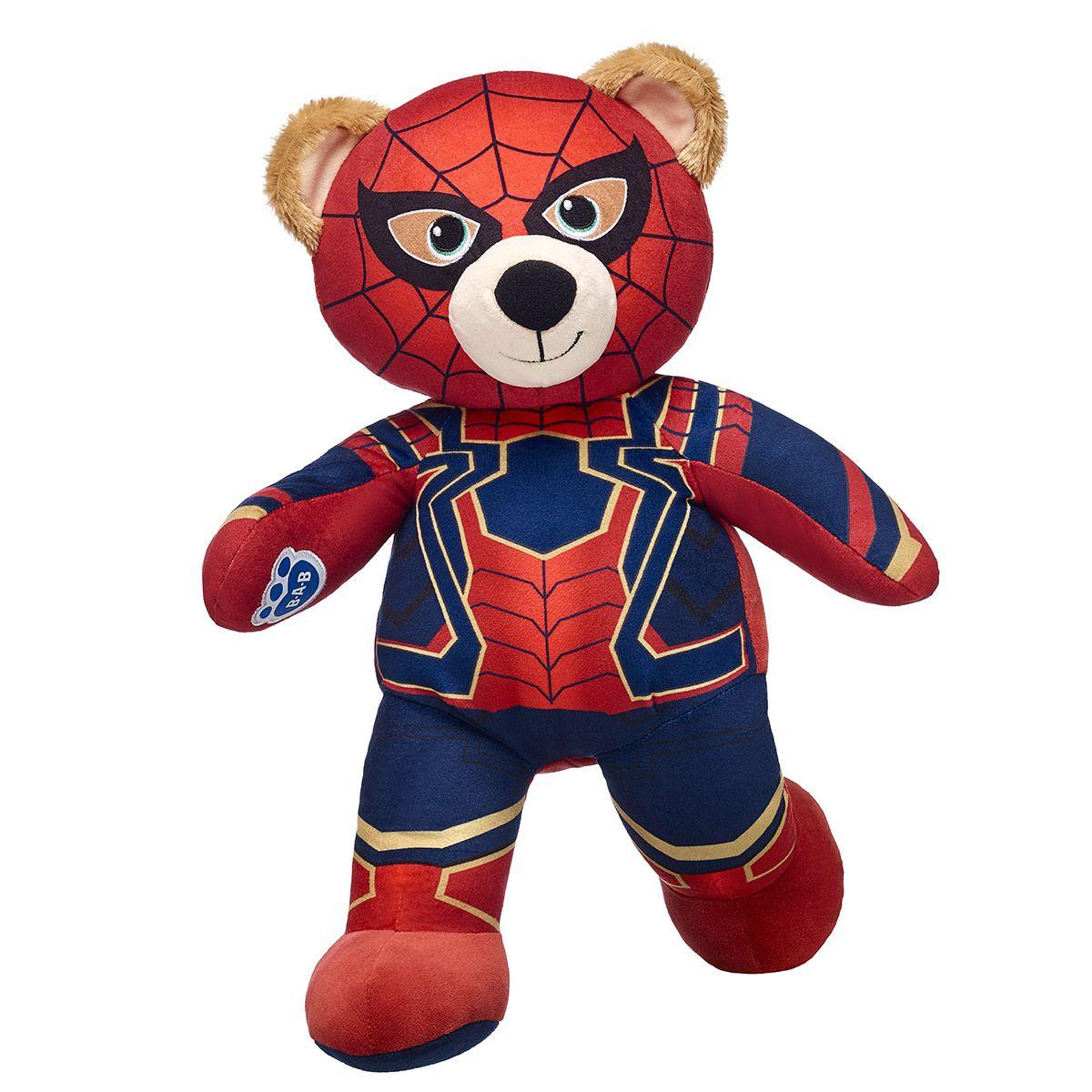 Black Widow Build A Bear