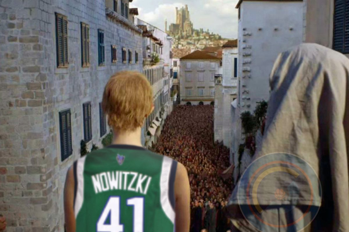 Dirk's execution will be swift.