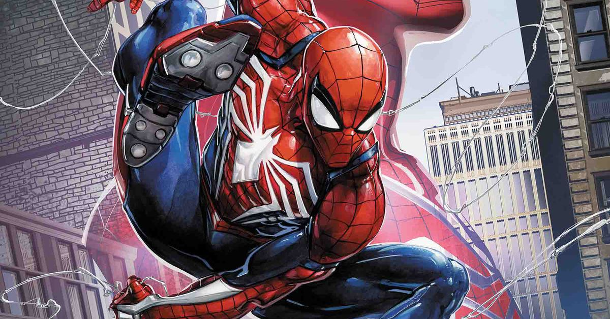Video game Spider-Man will enter Marvel Comics canon this fall