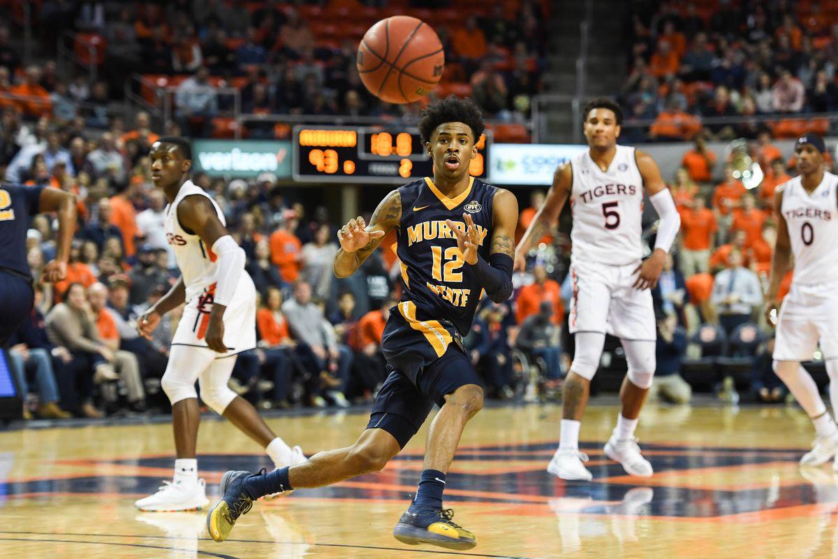 NCAA Basketball: Murray State at Auburn