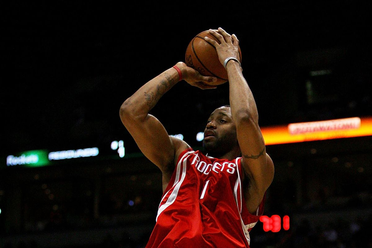 652292ad96d9 Top 10 Rockets Trades of All-Time   4 - Tracy McGrady - The Dream Shake
