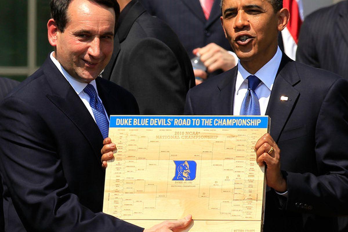Get back to work, Barack.