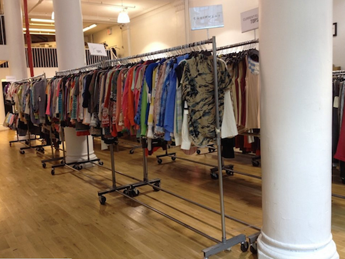 Inside the Joie, Equipment, and Current/Elliot sample sale