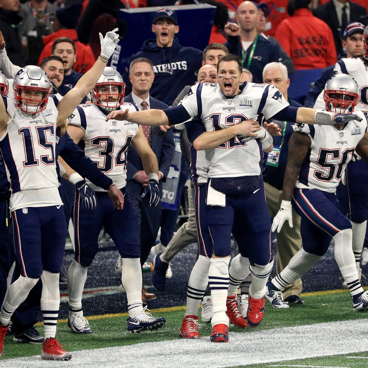 b480d665 Patriots win Super Bowl 2019: Get the apparel to celebrate the ...