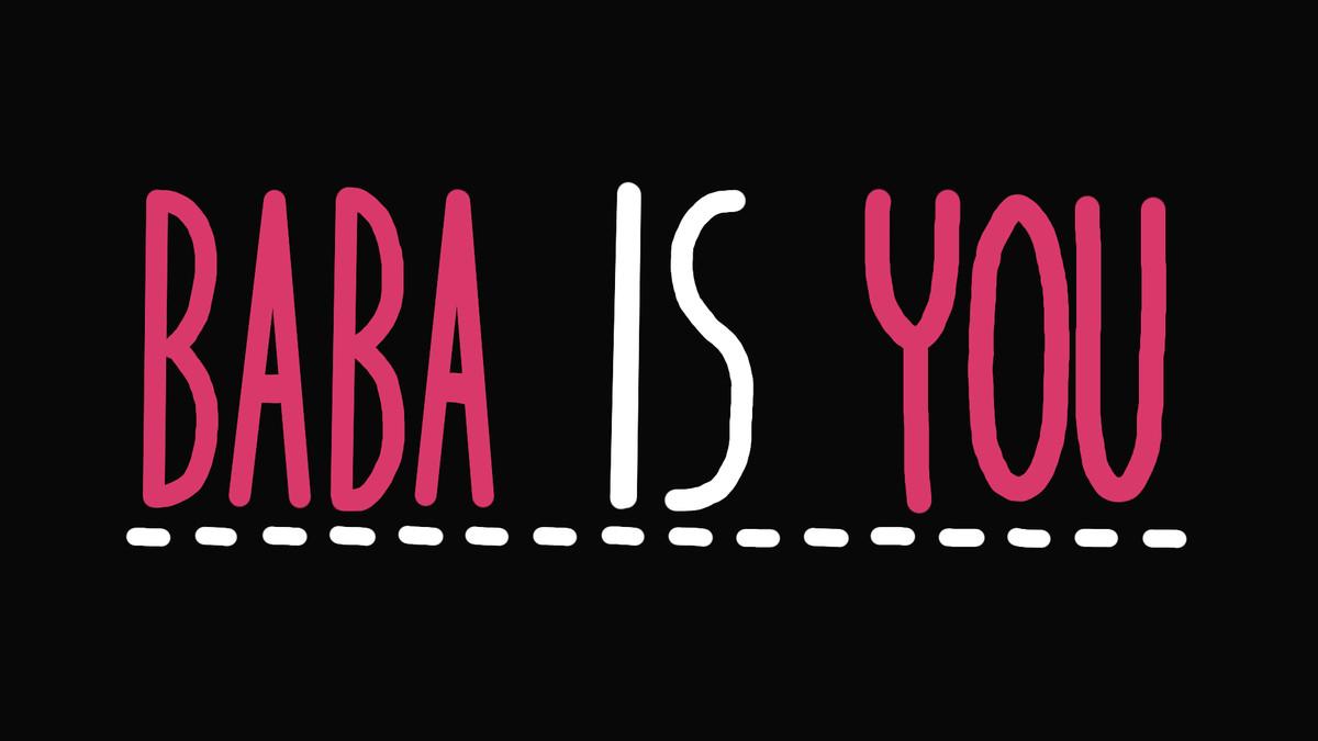 Baba Is You logo
