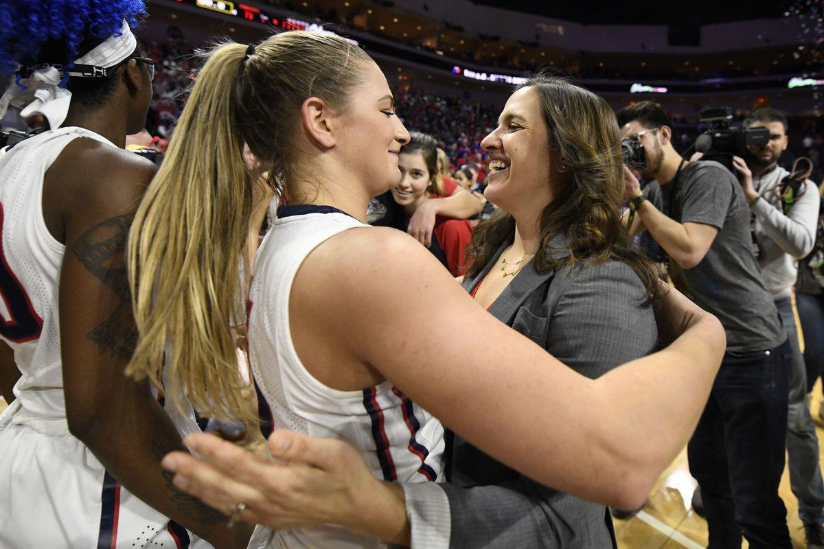 NCAA Womens Basketball: West Coast Conference Tournament-Gonzaga vs San Diego