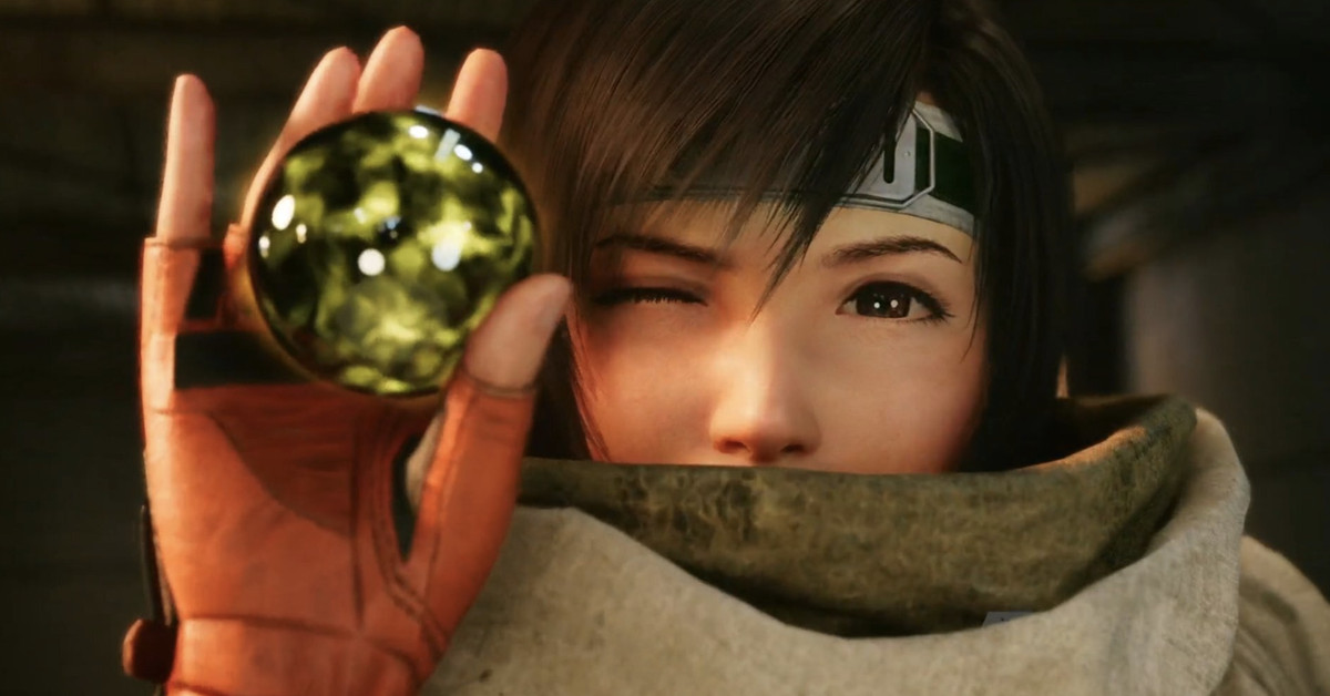 Final Fantasy VII Remake is getting a huge PS5 update with a new Yuffie episode
