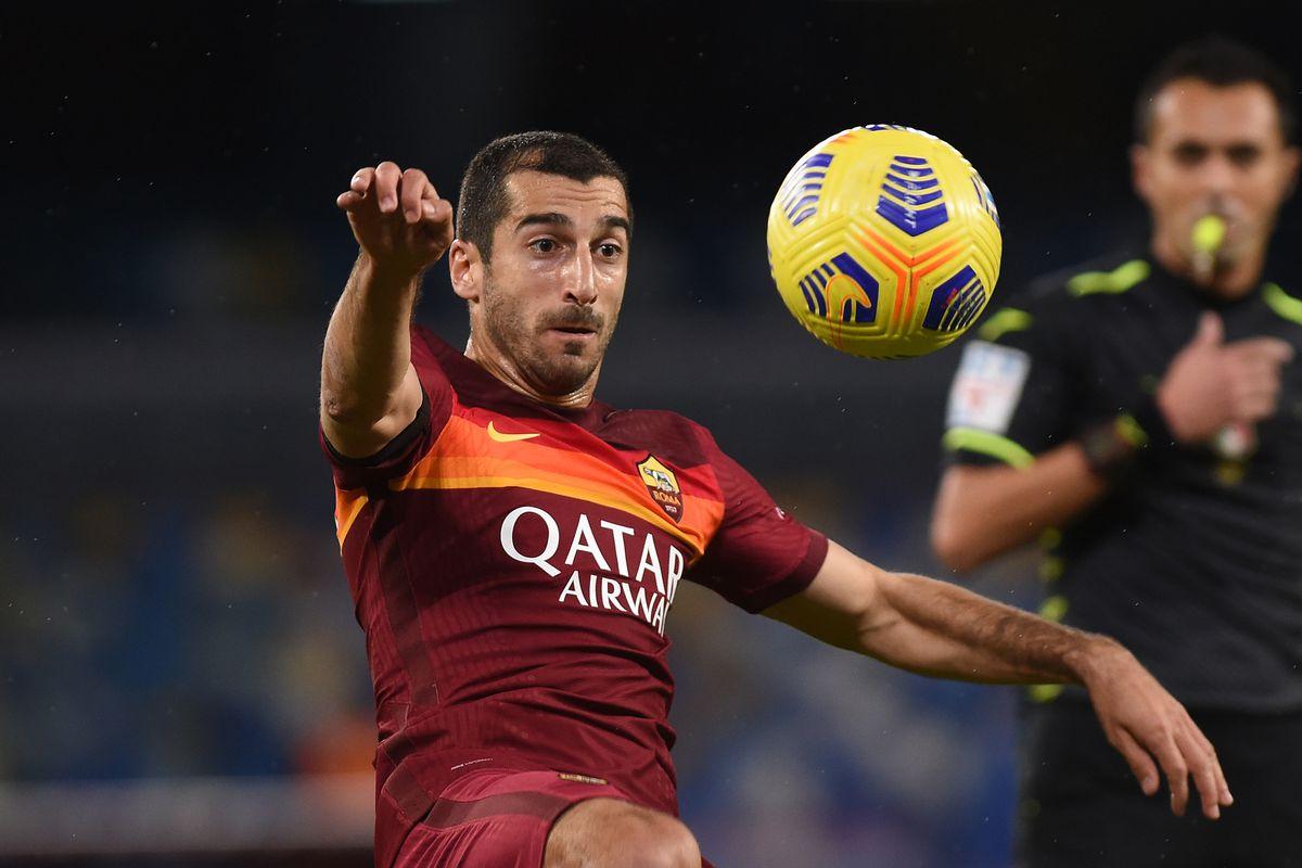 SSC Napoli v AS Roma- Serie A