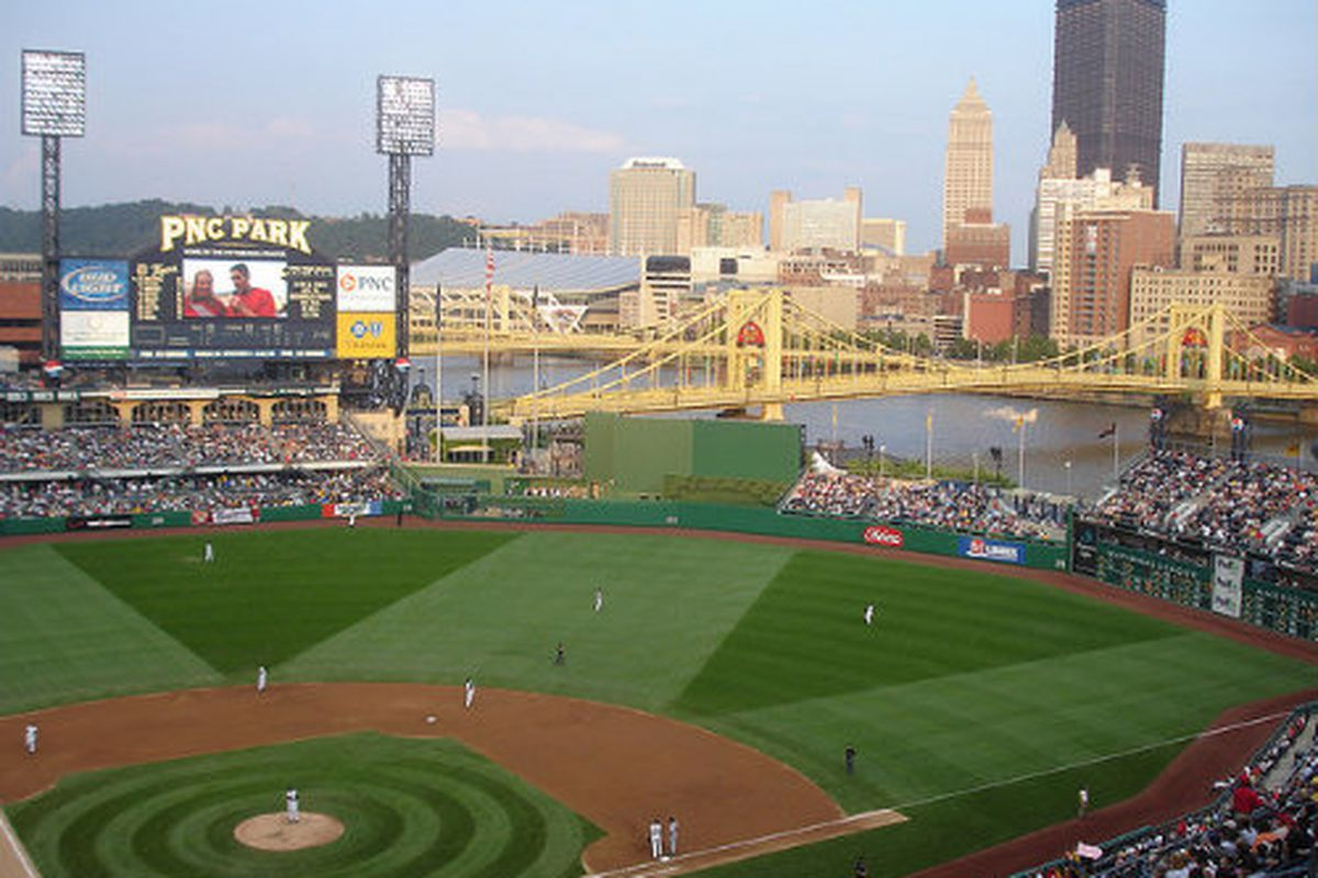 What To Eat At Pnc Park Home Of The Pittsburgh Pirates