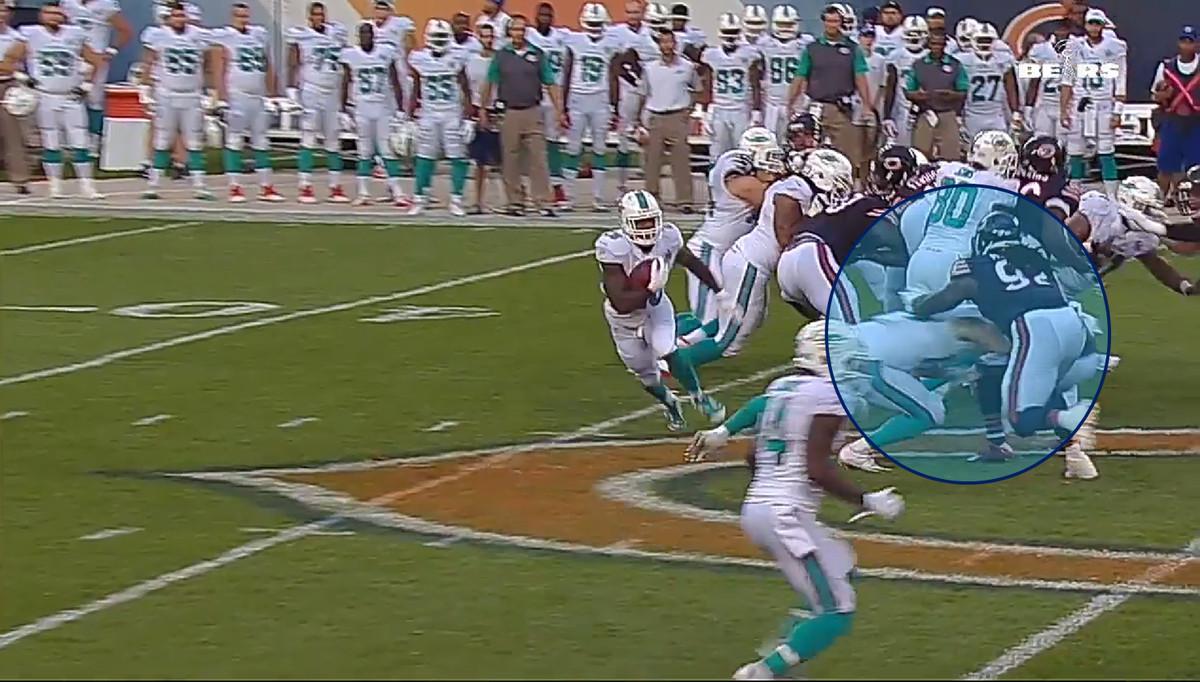 Miller 27 yard run 3b