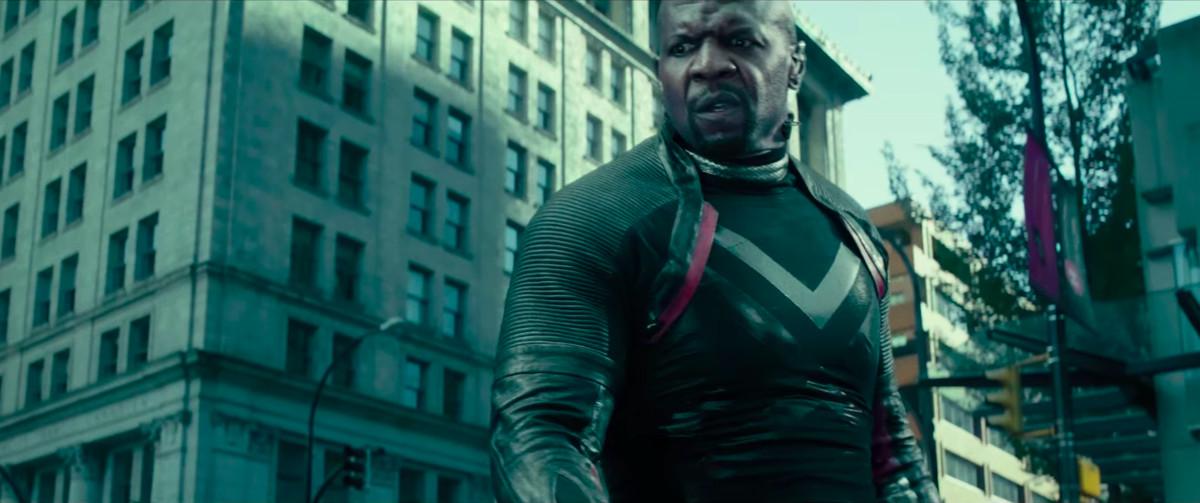 Terry Crews as Bedlam in Deadpool 2 (2018)