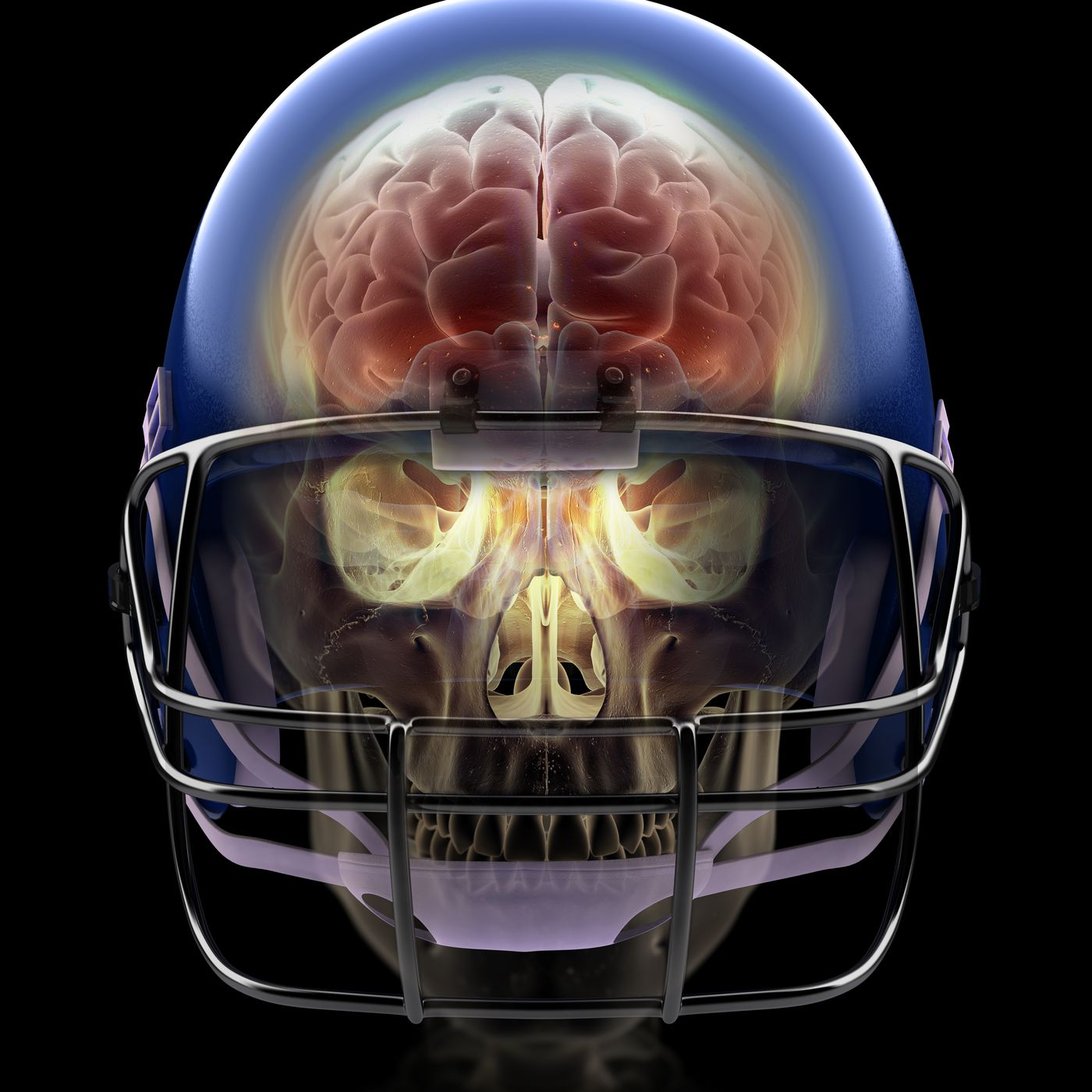 Brain Trauma Scientists Turn Their >> Super Bowl 2019 Football Concussions The Link Between Head