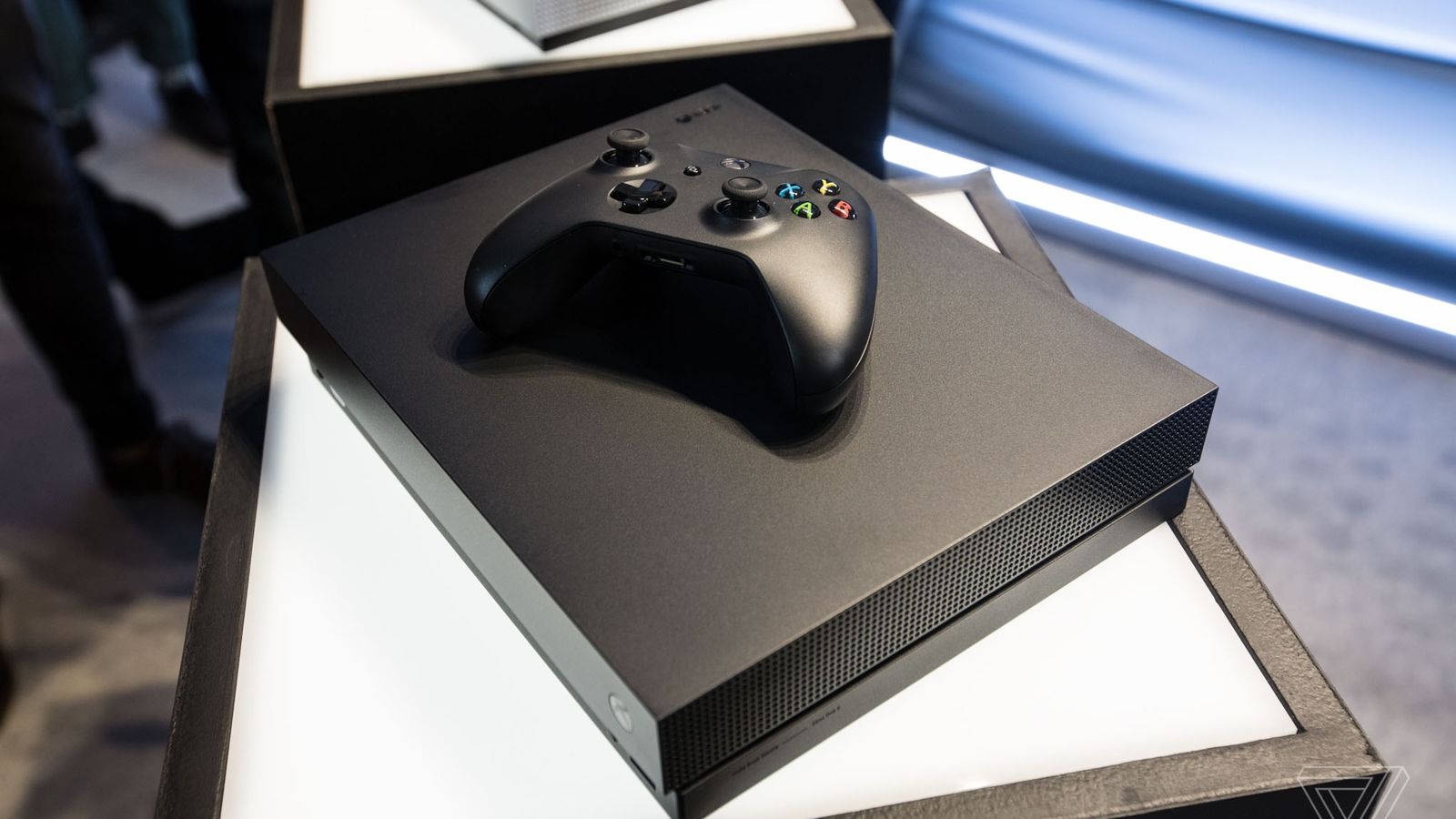 4k is the wrong target for xbox one x and ps4 pro the verge
