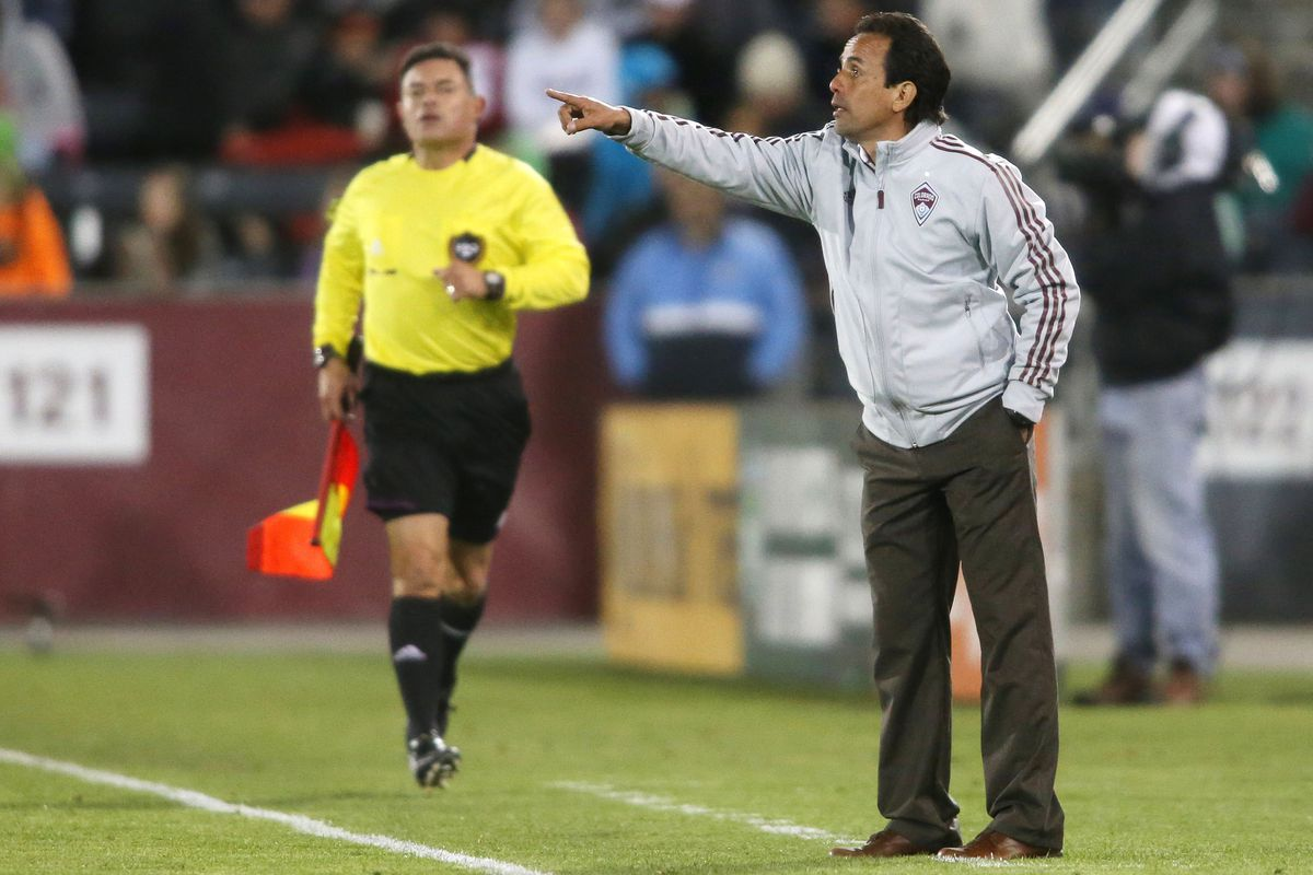 Oscar Pareja is changing the culture at the Rapids for the better.