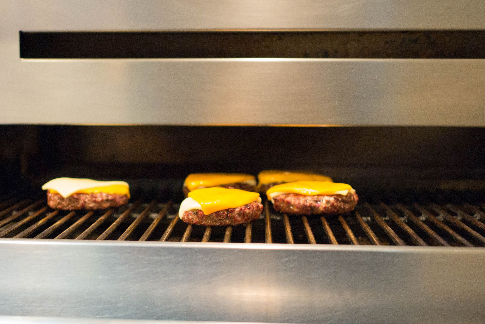 Salamander Kitchen Appliance How Burger Joint Created A New Classic For Nyc Eater