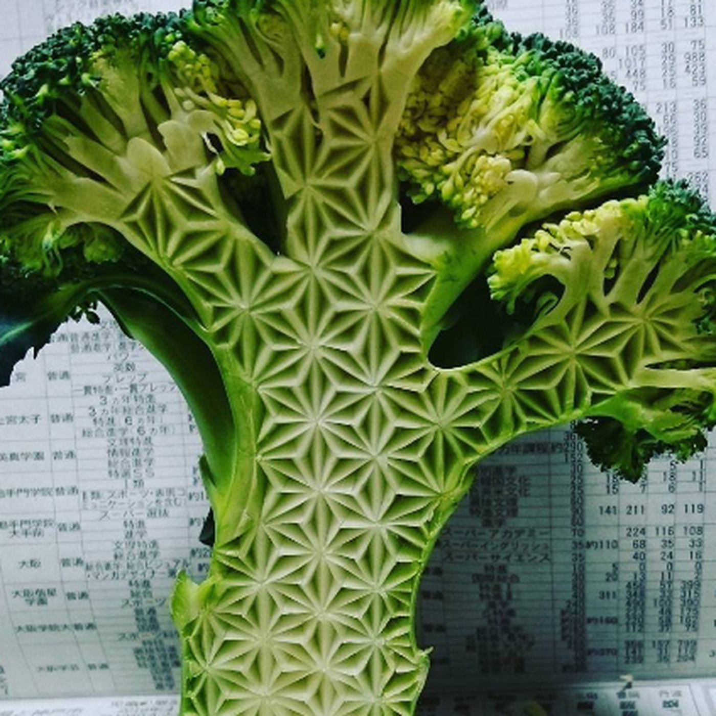 Image result for japanese vegetable carving