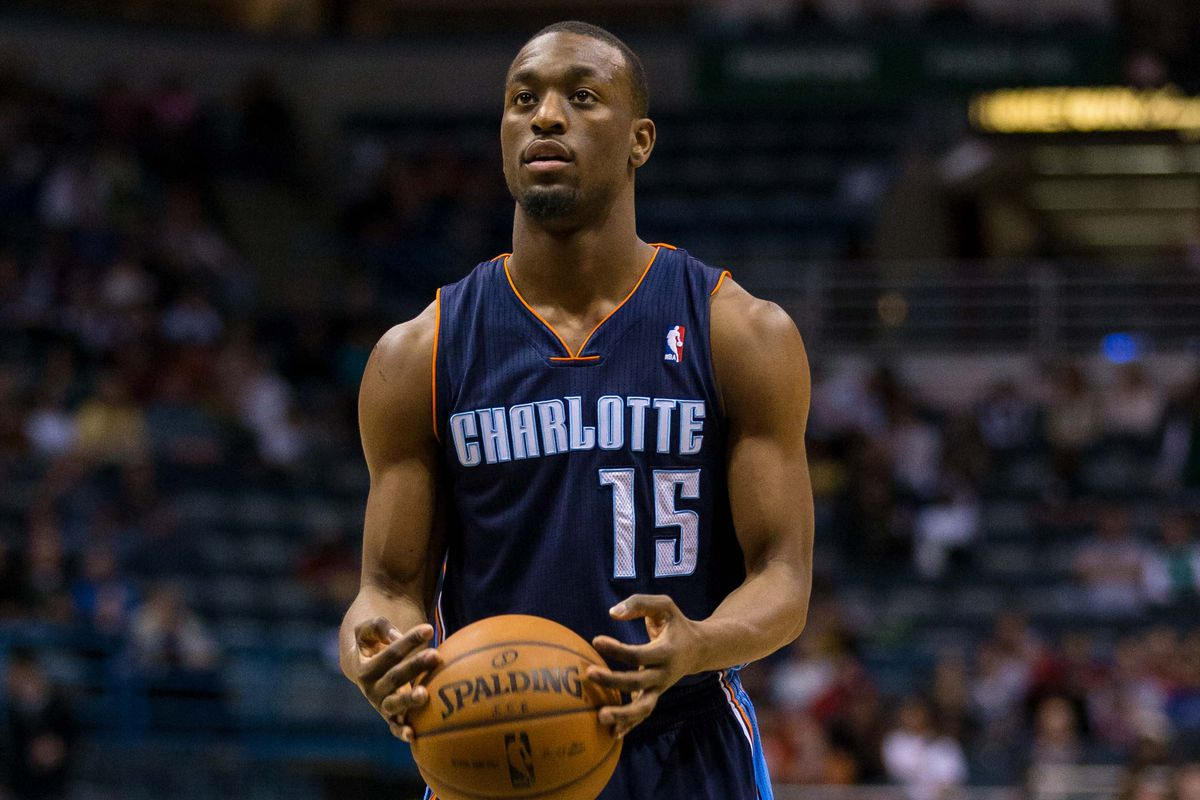 Kemba Walker's hot free throw shooting was certainly a positive trend for the Bobcats this past week.