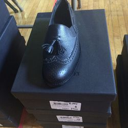 Loafers, $150