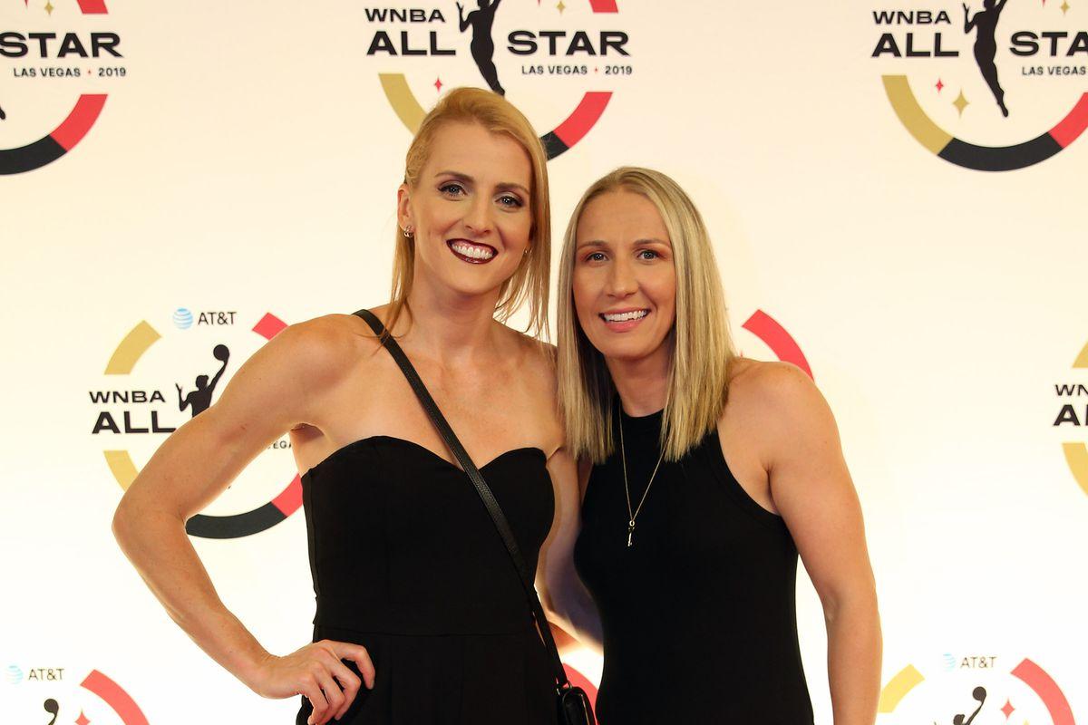 WNBA All-Star-Orange Carpet Welcome Reception