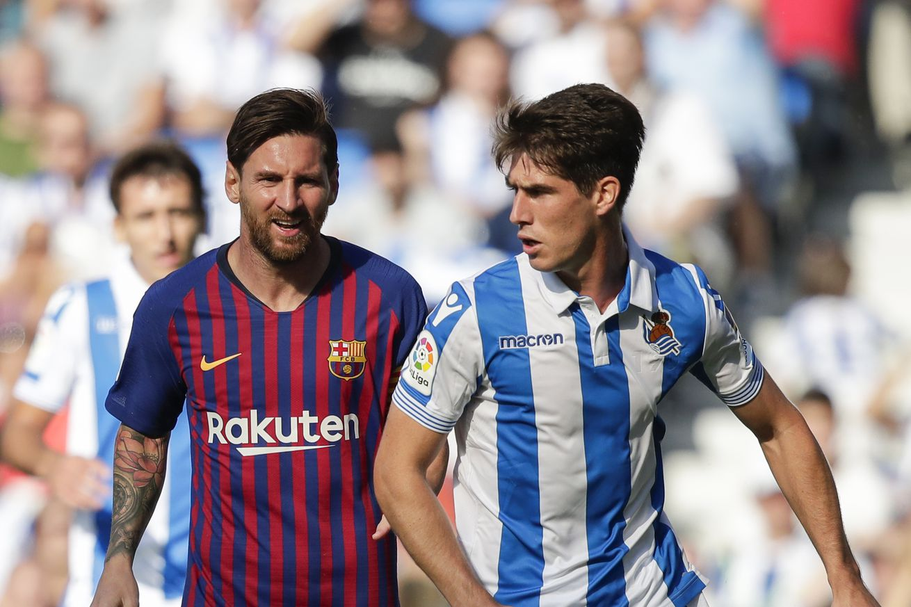 Three things to look out for as Barca take on Sociedad