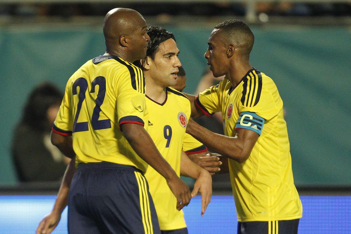 dd7efb8b567 Argentina vs. Colombia