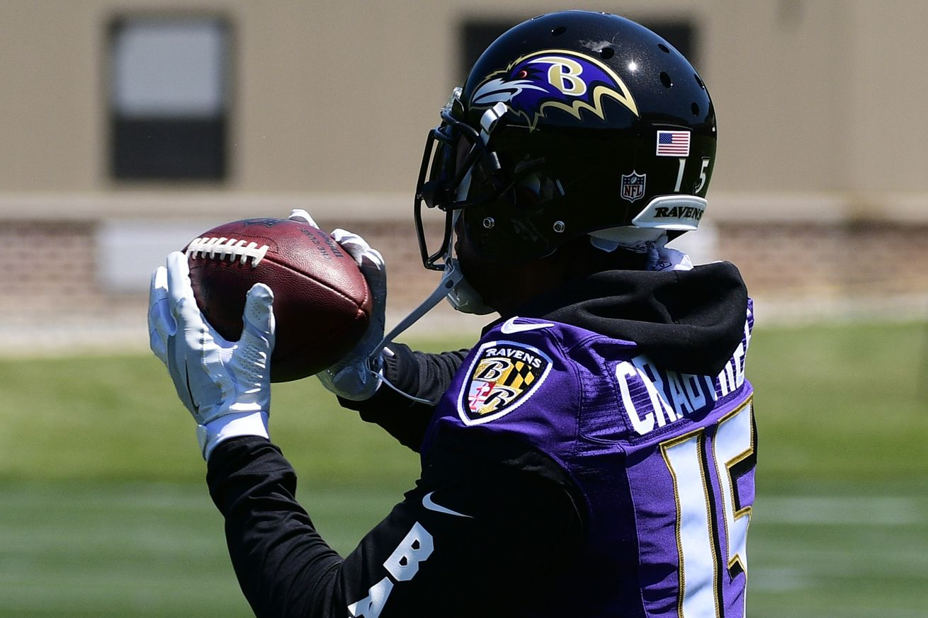 Ravens training camp 2018: Day 3