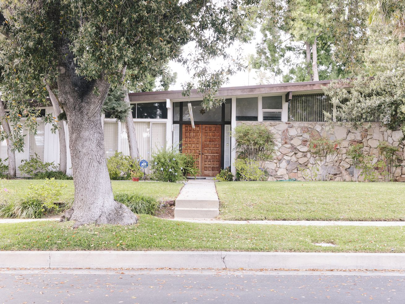 May's median home price in the San Fernando Valley was $708,000.