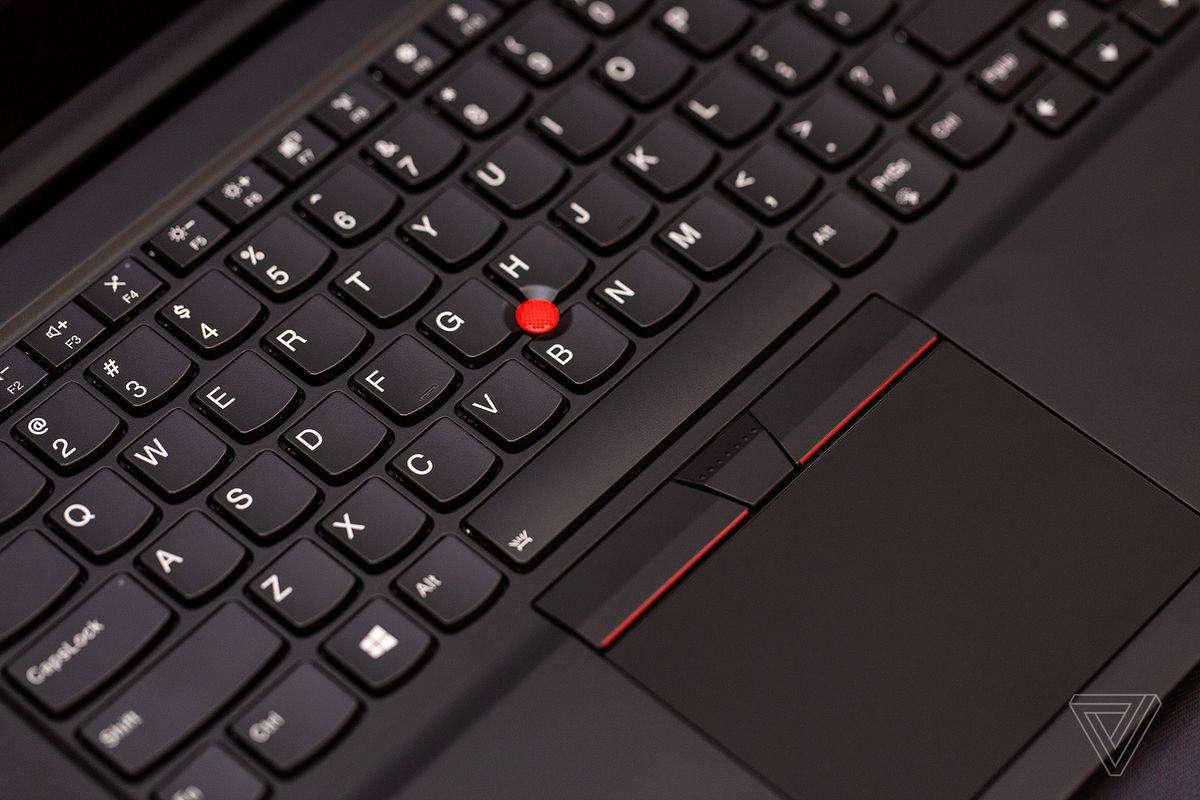 Lenovo's ThinkPad X1 Extreme has a 4K HDR display and Nvidia