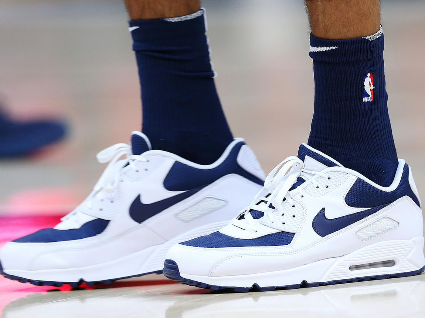release date: ca57c db95c Thabo Sefolosha is the only NBA player to wear this iconic ...