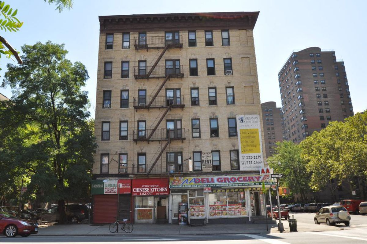 Residents of 301 East 108th Street have reported harrassment from Croman.