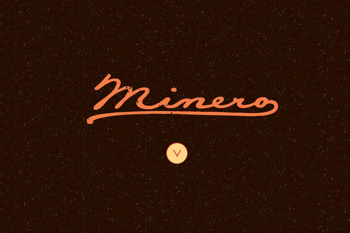 Minero Logo