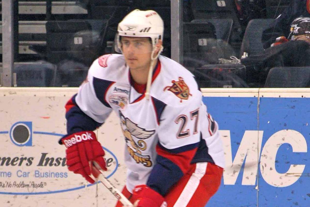 Tomas Tatar AHL Playoff MVP