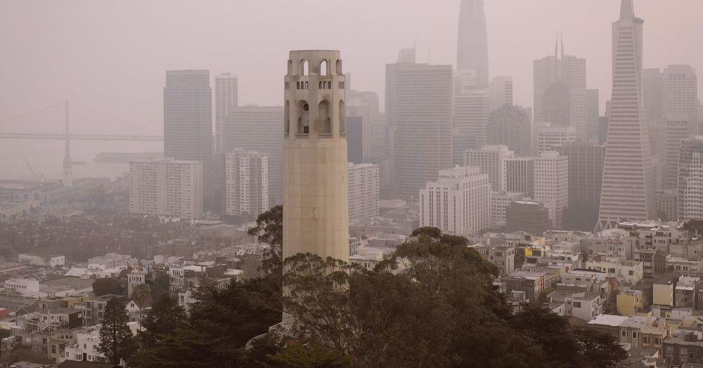 San Francisco Bay Area air quality: Terrible air starts to ...