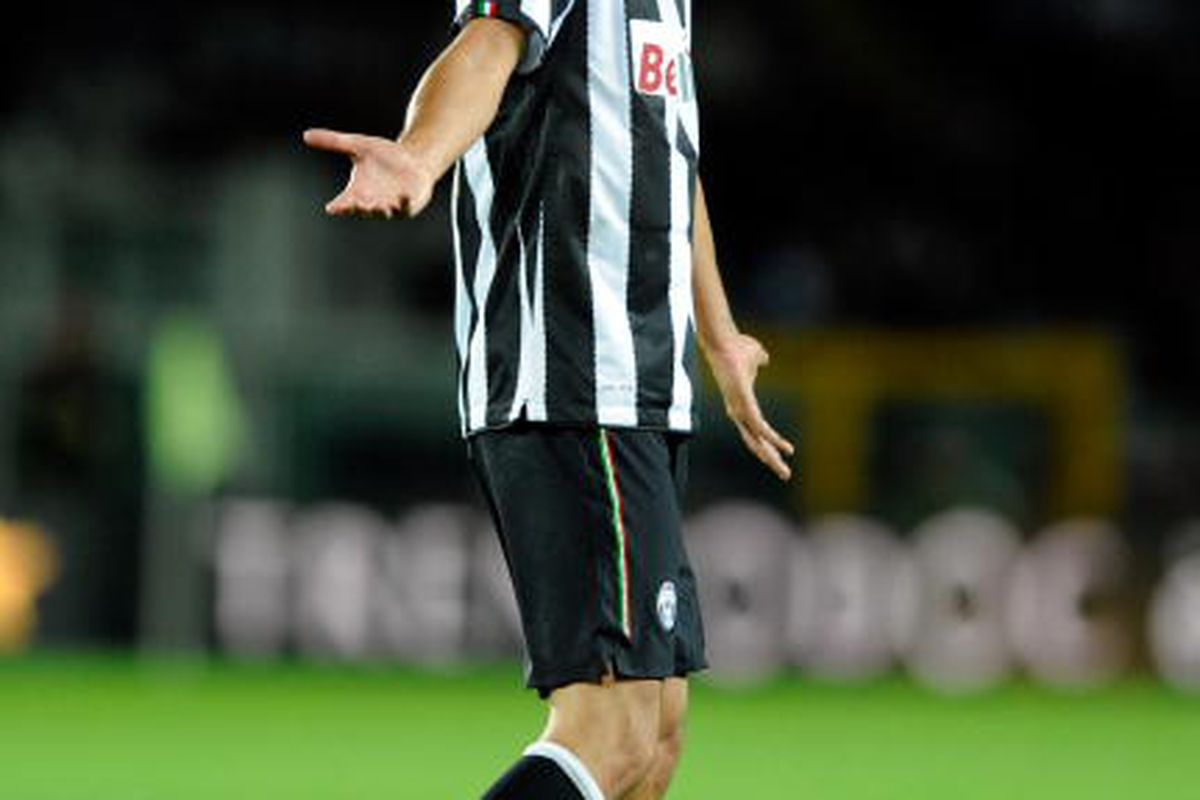 Once confused at Liverpool, not much has changed for Alberto Aquilani at Juventus.