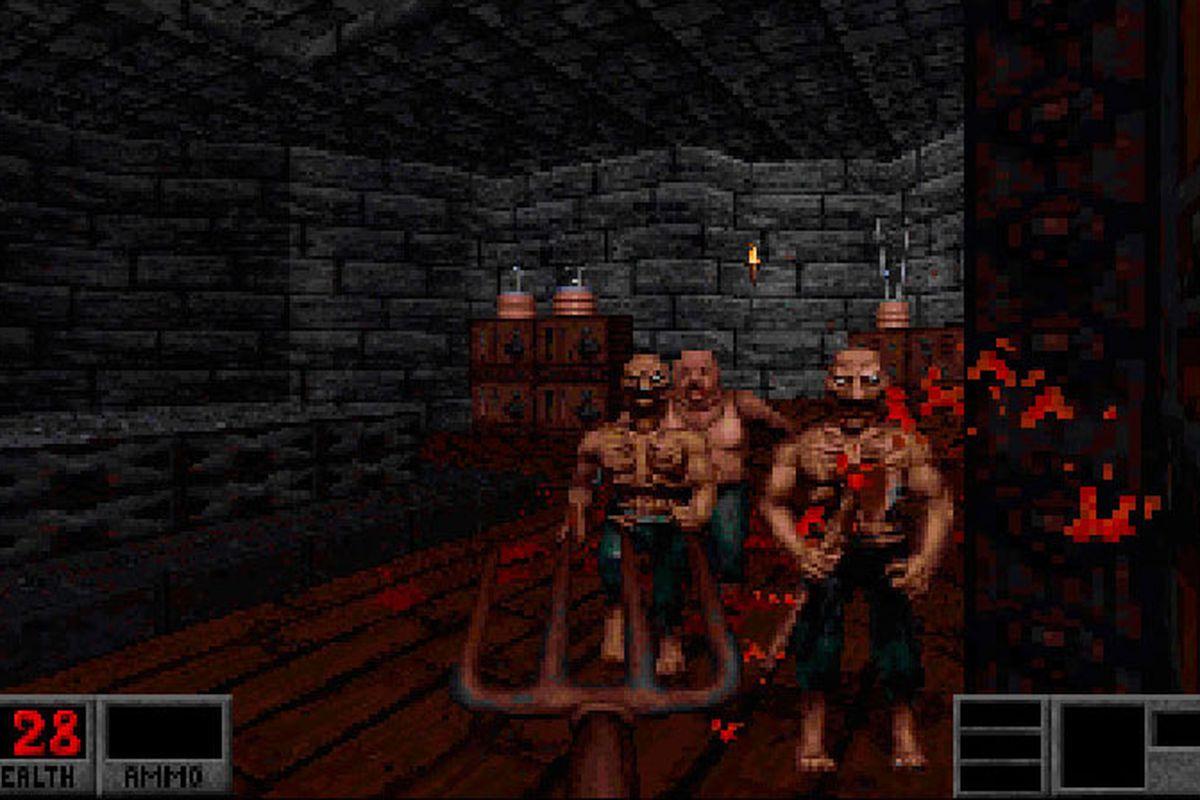 Blood screenshot