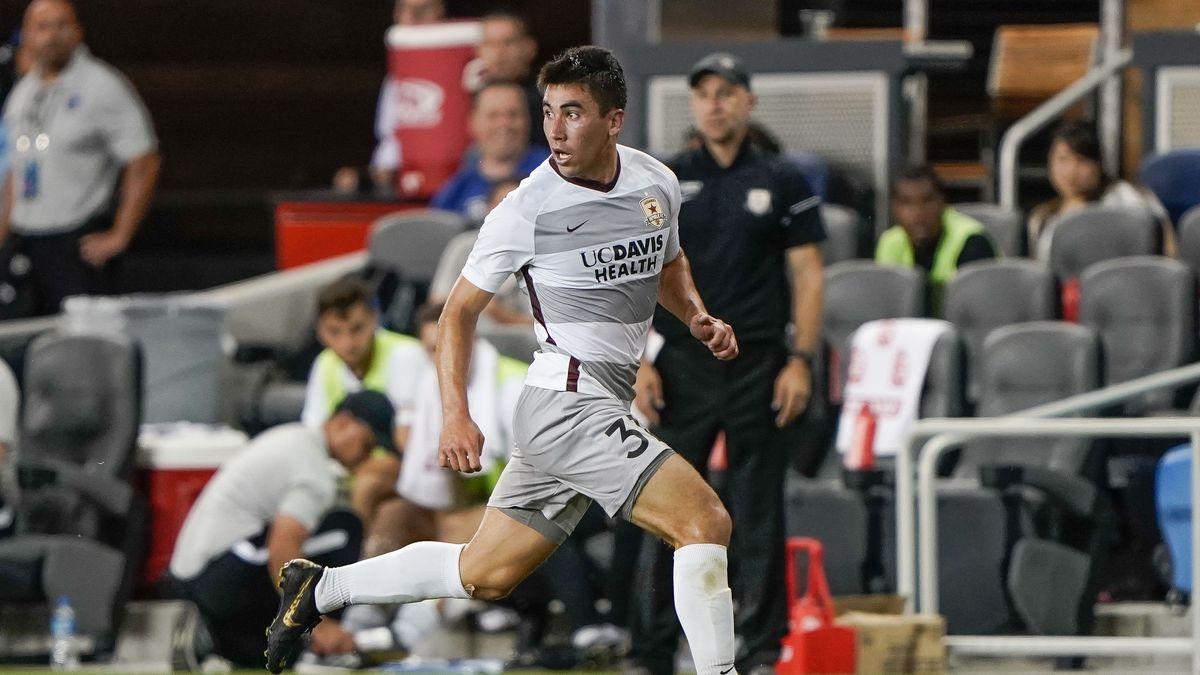 MLS: U.S. Open Cup-Sacramento Republic FC at San Jose Earthquakes