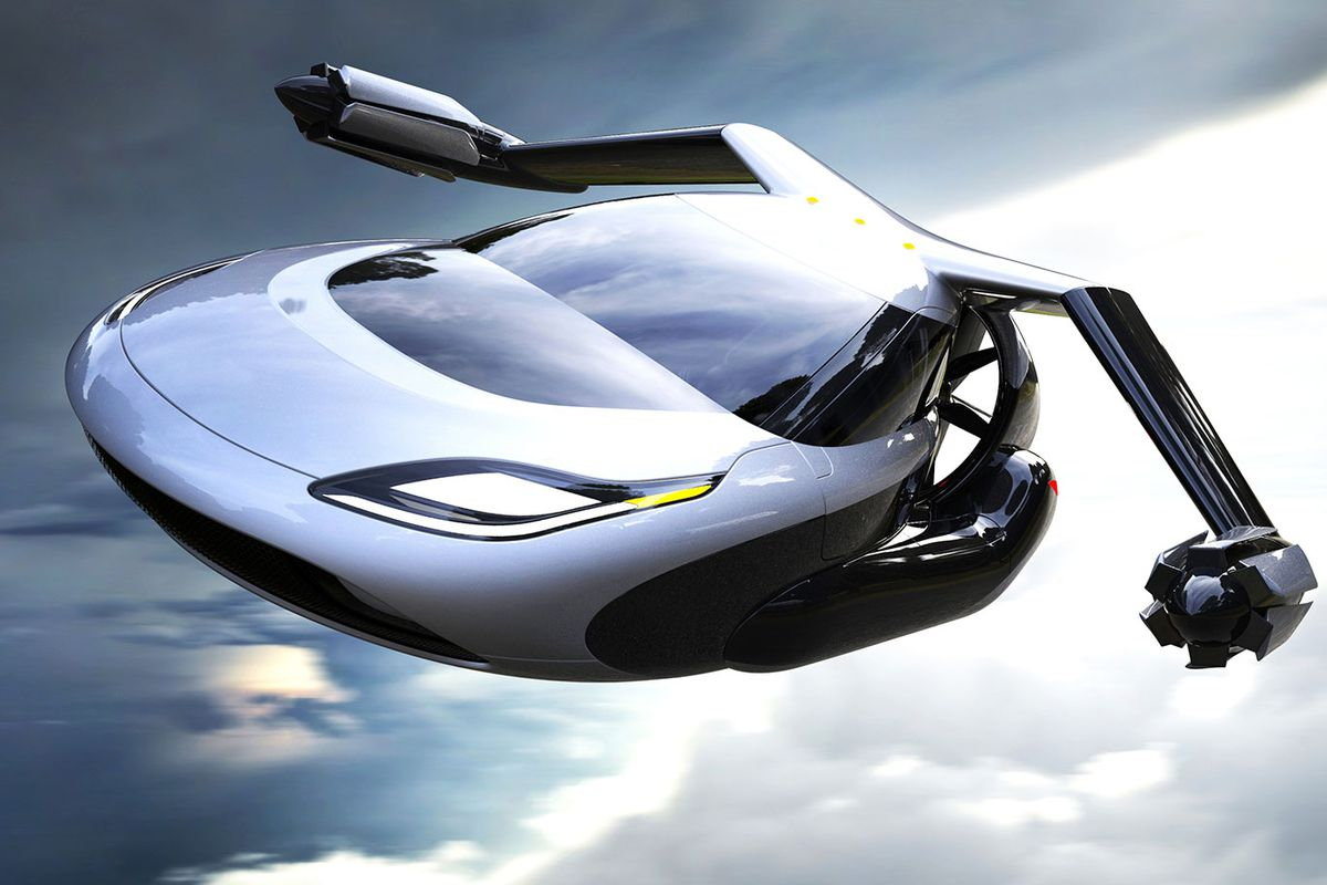 China's Geely buys Terrafugia, promises first U.S.  flying vehicle  by 2019