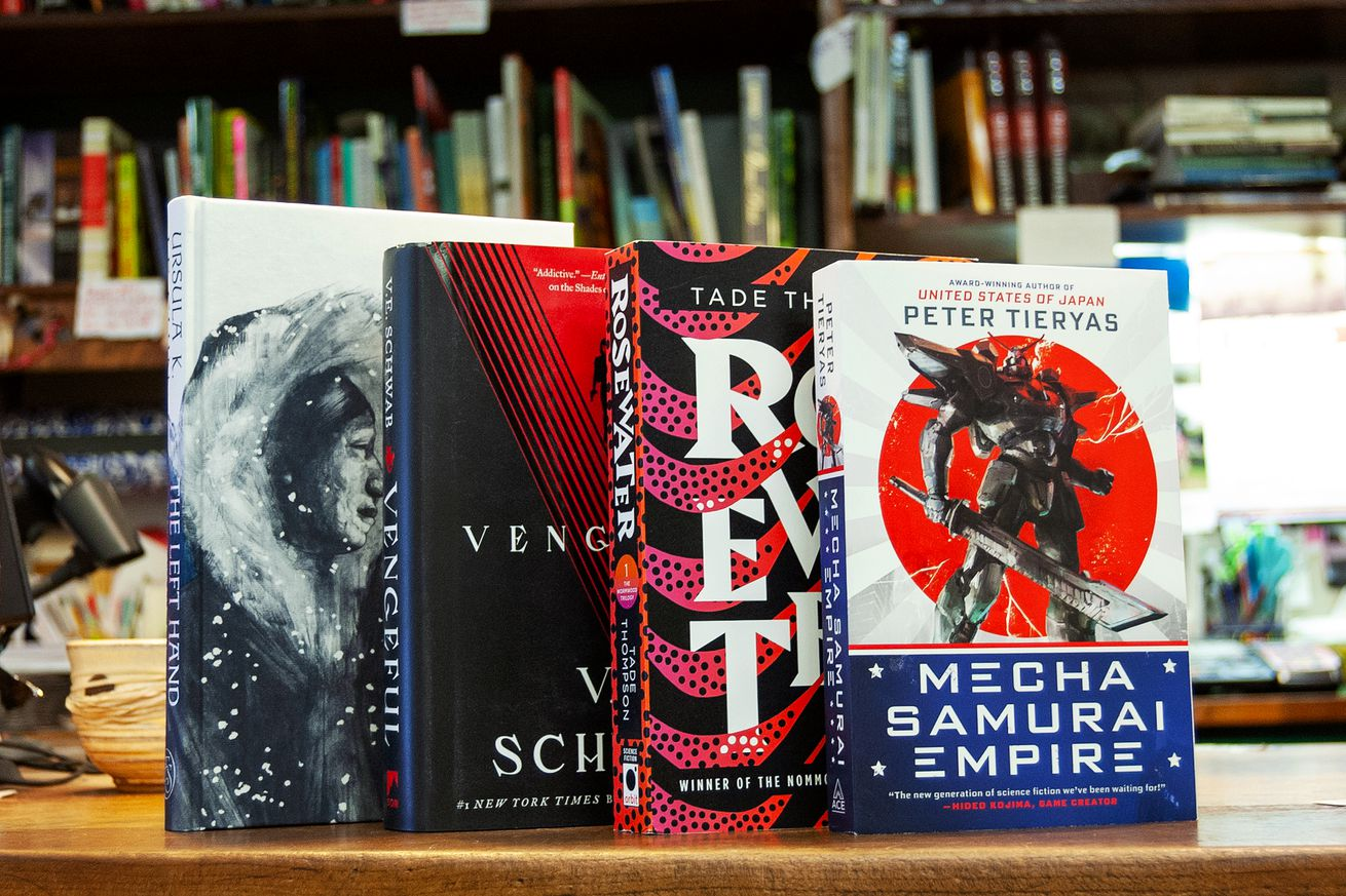 here s 7 new sci fi and fantasy novels coming out this september to check out
