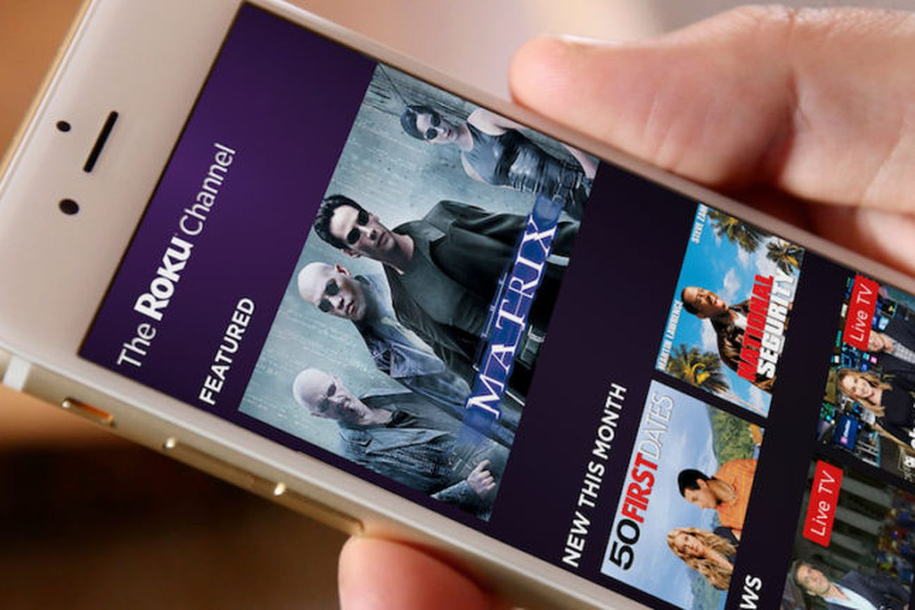 roku s free streaming service is now available on the web
