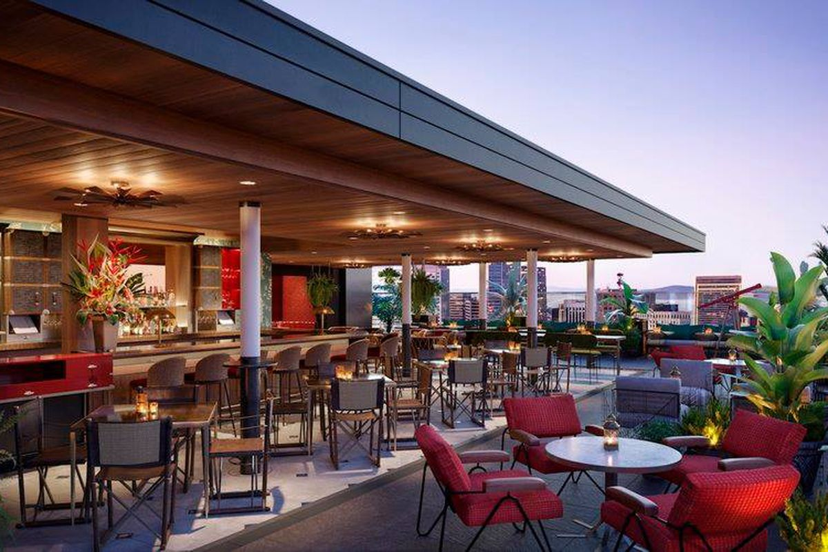 Virgin Hotels Sf Opening This Fall With Snazzy Rooftop Bar