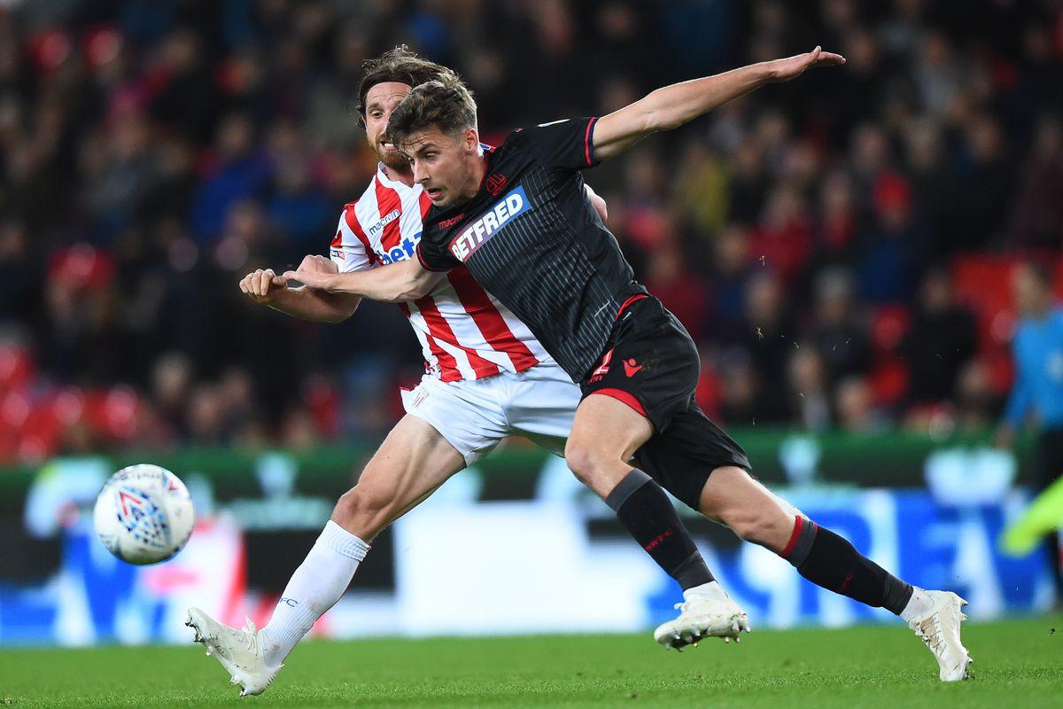 Stoke City v Bolton Wanderers - Sky Bet Championship