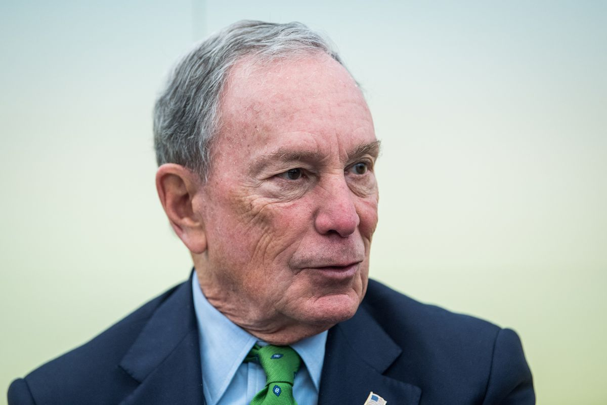 michael bloomberg - photo #36