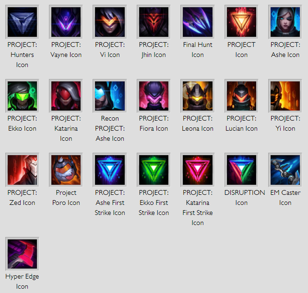 Project Hunters Event Crafting Guide The Rift Herald