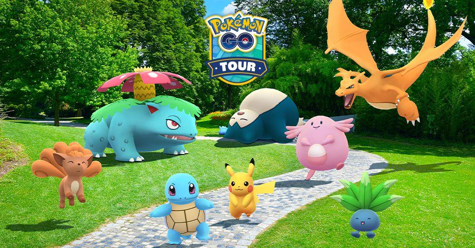 Pokémon Go Kanto Tour event guide: rotating spawn times, Special Research