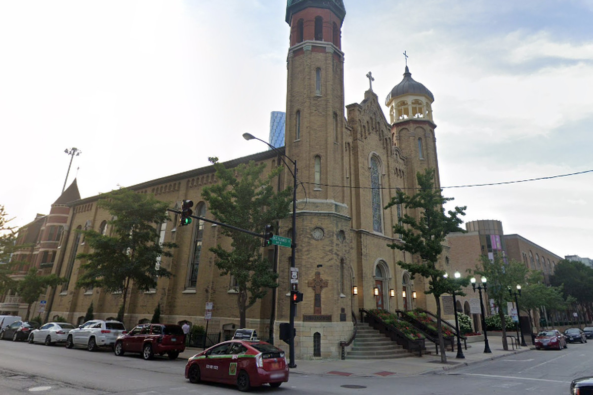 Old St. Patrick's Church, 700 W. Adams St., will be closed for 10 days starting March 13, 2020, in an effort to curb the spread of the coronavirus.